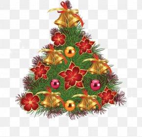 Christmas Tree - Christmas Card Christmas Tree Christmas Decoration PNG