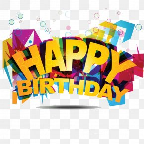 Happy Birthday Blessing Material Picture - Happy Birthday To You Greeting Card Clip Art PNG