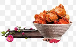 Spicy Crab - Chinese Mitten Crab Food Taobao Tmall PNG