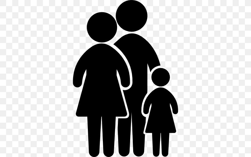 Family Png 512x512px Family Black And White Child Communication Community Download Free