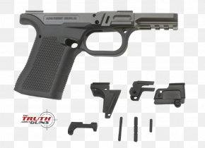 Weapon - Trigger Glock Ges.m.b.H. Firearm Receiver PNG