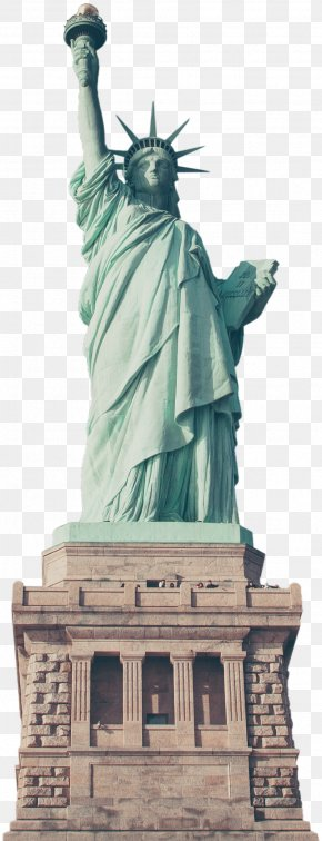 Statue Of Liberty Transparent - Statue Of Liberty National Monument National Park Service PNG