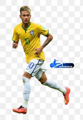Brazil - Neymar 2014 FIFA World Cup Brazil National Football Team Football Player PNG