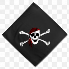 Flag - Jolly Roger Golden Age Of Piracy Flag PNG