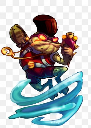 The 2D Moba PlayStation 4 Wiki Video GamesAwesomenauts Characters - Awesomenauts PNG
