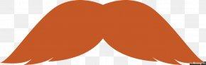 Blonde Mustache Cliparts - Movember Moustache Blond Clip Art PNG