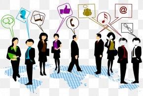 Social Media - Social Media Public Relations Business Communication Social Network PNG