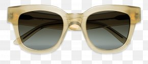 Brown Glasses - Sunglasses Goggles PNG