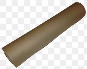 Roll - Kraft Paper Material Gift Wrapping The Box Man PNG