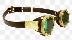 GOGGLES - Goggles Sunglasses Brass Eyewear PNG