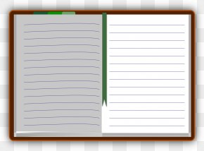 Notebook - Paper Pixabay Notebook Illustration PNG