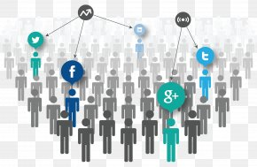 Social Media - Social Media Marketing Digital Marketing Advertising Impression PNG