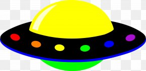 Alien Spaceship Cliparts - Spacecraft Extraterrestrial Life Unidentified Flying Object Clip Art PNG