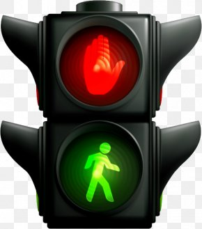 Traffic Light Intersection - Traffic Light Clip Art Stop Sign PNG