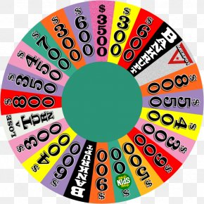 Wheel Of Fortune - Wheel Of Fortune 2 Game Show Broadcast Syndication PNG
