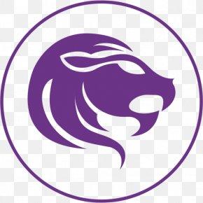 Symbol Logo - Violet Purple Logo Circle Clip Art PNG