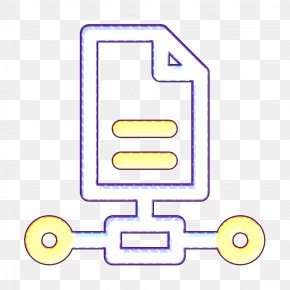 Symbol Sharing Icon - Data Icon Document Icon File Icon PNG