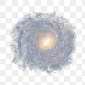 Galaxy Galaxy - Spiral Circle Cyclone Sky Close-up PNG