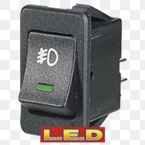 Light - Electrical Switches Light-emitting Diode Einschalter Lamp PNG