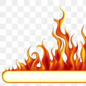 Creative Pull Flame Design Material Free - Flame Fire Clip Art PNG