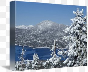 Warm Winter Snow Poster Decorative Material - Snow Summit Fine Art Painting Photography PNG