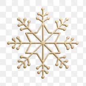 Snowflake Winter Icon - Christmas Icon Holiday Icon Season Icon PNG