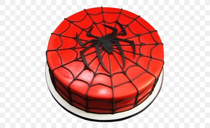 Pleasing Birthday Cake Black Forest Gateau Spider Man Frosting Icing Png Personalised Birthday Cards Paralily Jamesorg