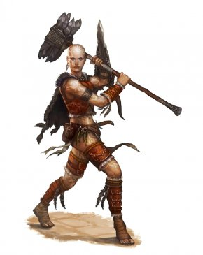 Rpg - Dungeons & Dragons Pathfinder Roleplaying Game Female Role-playing Game Concept Art PNG