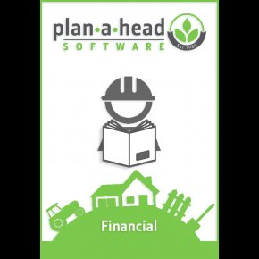 Financial Management - Management Computer Software Logo Plan PNG