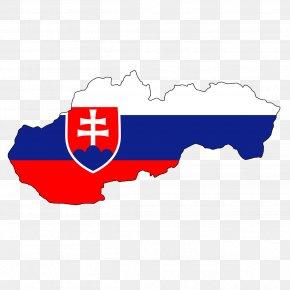 Flag - Flag Of Slovakia National Flag Flag Of Europe PNG