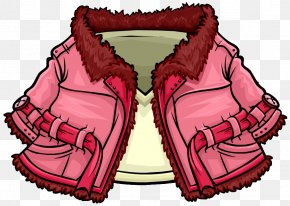 Winter Clothing Images - Club Penguin Winter Clothing Coat Clip Art PNG