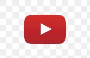 Youtube - YouTube Logo Desktop Wallpaper Clip Art PNG