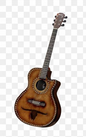 Free Creative Pull String Instruments - Tiple Bajo Sexto Acoustic Guitar Cuatro Cavaquinho PNG