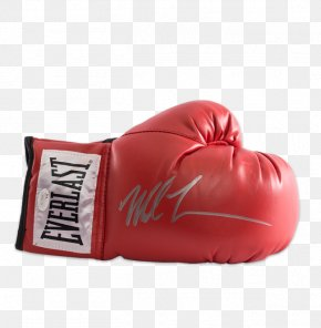 Boxing Gloves - Boxing Glove Everlast Sports Memorabilia PNG