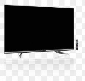 Taiwan Television - LCD Television Computer Monitors LED-backlit LCD Television Set PNG