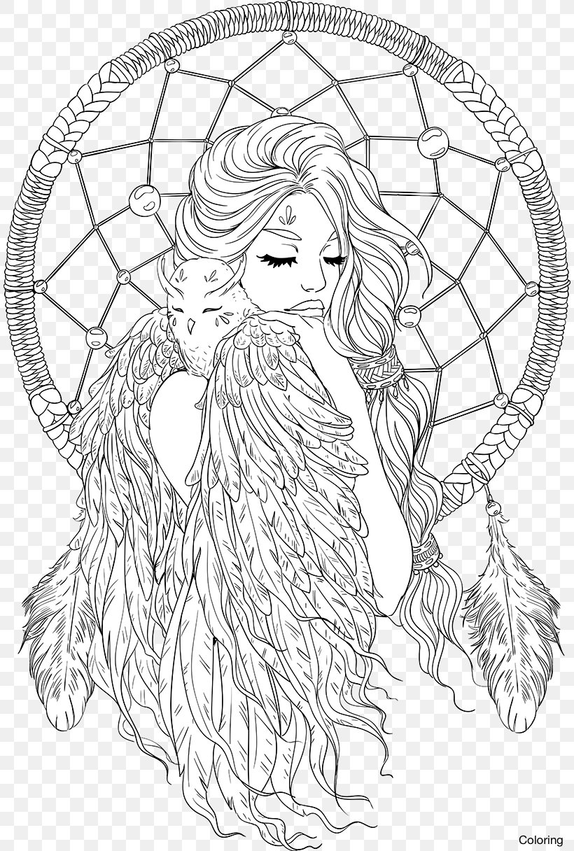Coloring Pages For Adults Coloring Pages, PNG, 810x1216px, Watercolor, Cartoon, Flower, Frame, Heart Download Free