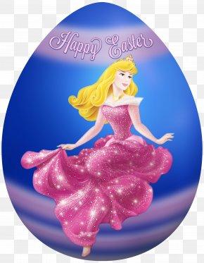 Kids Easter Egg Princess Aurora Clip Art Image - Princess Aurora Rapunzel Red Easter Egg Clip Art PNG