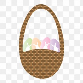 Easter Basket Transparent Background - Easter Basket Easter Egg Egg Hunt PNG