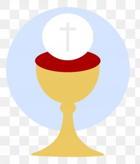 Christian Outreach Cliparts - First Communion Eucharist Oroigarri PNG
