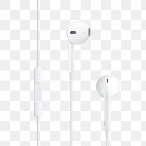 Earpods - HQ Headphones Apple Earbuds Lightning Audio PNG