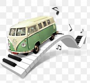 Piano - Airport Bus Car PNG