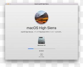 MacOS Sierra - Mac Book Pro MacOS High Sierra MacOS Sierra PNG