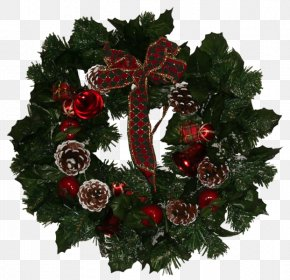Download Icon Vectors Free Christmas Wreath - Christmas Tree Wreath Kerstkrans PNG
