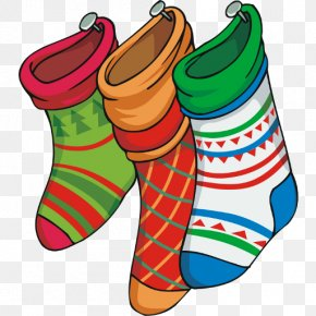 Christmas Promotion - Christmas Stockings Royalty-free Sock Clip Art PNG