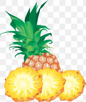 Pineapple - Pineapple Fruit Clip Art PNG