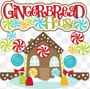 Cute Gingerbread Cliparts - Gingerbread House Gingerbread Man Clip Art PNG