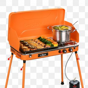 Grill And Stove - Barbecue Furnace Gas Stove Oven Camping PNG