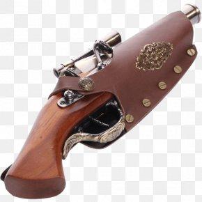 Gun Holsters - Firearm Gun Holsters Flintlock Pistol Weapon PNG