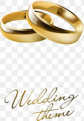 Wedding Ring Vector Material - Wedding Invitation Wedding Ring Clip Art PNG