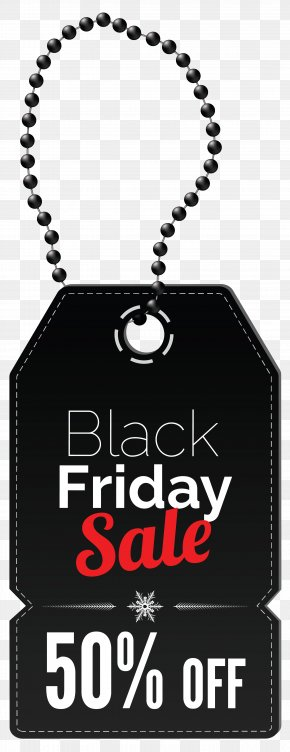 Black Friday 50% OFF Tag Clipart Image - Black Friday Sales Clip Art PNG